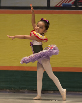Dancer 3-6 Years Old